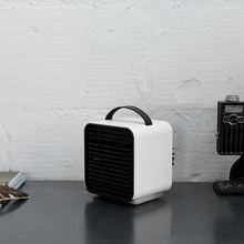 USB вентилятор для зарядки охладитель воздуха мини отрицательных ионов кондиционер вентилятор портативный Настольный Мобильный вентилятор...(Китай)