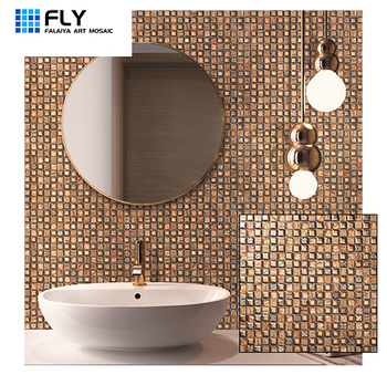 Crystal Gl White Mosaic Tiles