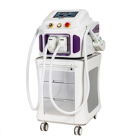 Professional portable big spot size epilation IPL laser hair removal machine for beauty salon spa clinic ipl laser hair