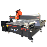 Forsun Hot selling Economic 1325 rotary woodworking cnc wood router machine furniture industry