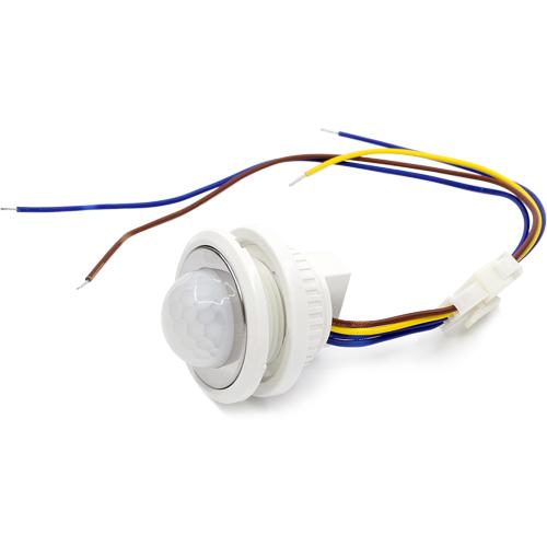 최고의 가격 200W Ac 110-220V CE ROHS 미니 적외선 pir 모션 센서