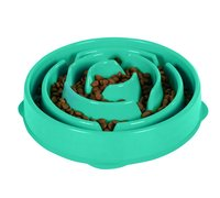 Slow Feed Interactive Bloat Stop Dog Bowl Animal Feeder