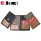 Custom army uniform military soft metal badge epaulettes accessories sale from China Jiamei Factory