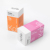 Small White Folding Carton Box Custom Packaging Boxes For Medicine Cosmetic Packaging