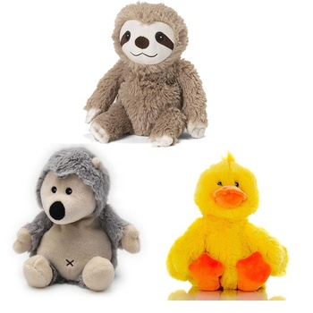 Microwave toys plush animals stuffed sloth lavender scented heatable stuffed animals kids plush microwavable soft toy