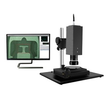 FM325MP 1080P 60fps Smart Meetsysteem Industriële Inspectie Lcd Zoom Video <span class=keywords><strong>Microscoop</strong></span>