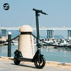 Electric Fashionable Fashion Sport Fat Big 2 Wheels Tire Powered Electronic Electric Electro E Scooters And Electric Scooters ZETAZS 10IN
