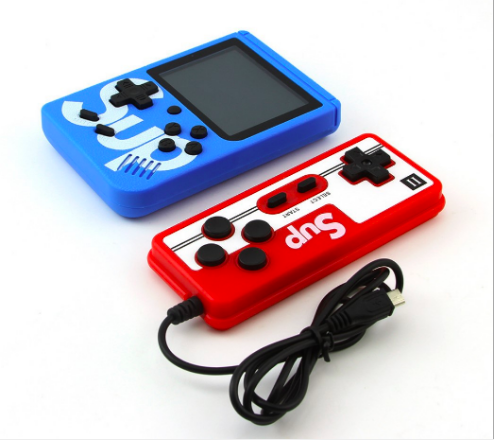 SUP handheld game console 400 in 1 nostalgic SUP game console Douyin the same classic color screen sup game console
