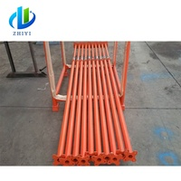 steel props ! types of scaffolding concrete used shoring props for wholesales