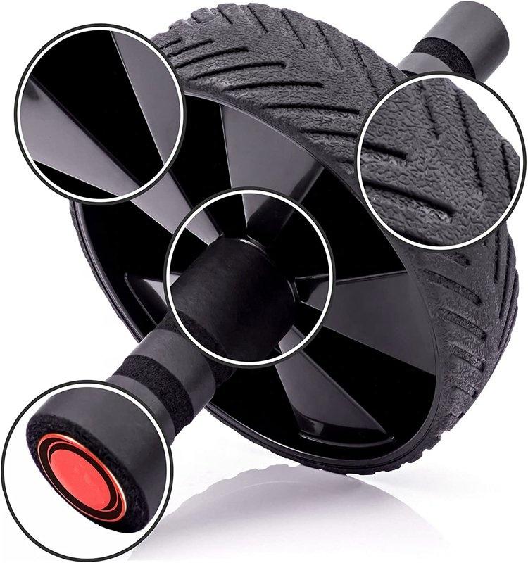 Тренажеры колеса тренировки брюшного пресса прочность домашний тренажерный зал машина для занятий фитнесом