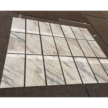 Elegant White Marble Thin Tiles, Marble Tiles For Wall and Floors