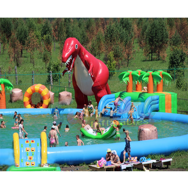 Mega adult pool toboganes inflables acuaticos commercial inflatable water slides for sale