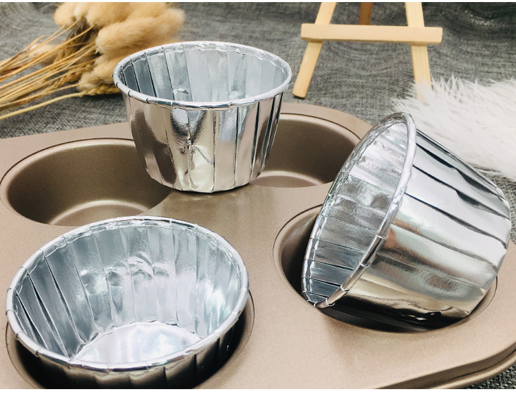 Bake baking cupcake holder aluminum foil muffin cup/baking cake cup
