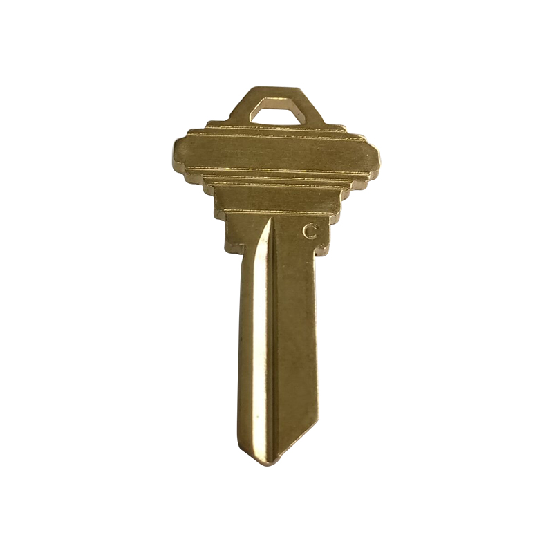 Brass Blank <strong>Keys</strong> SC Keyway For Duplicate