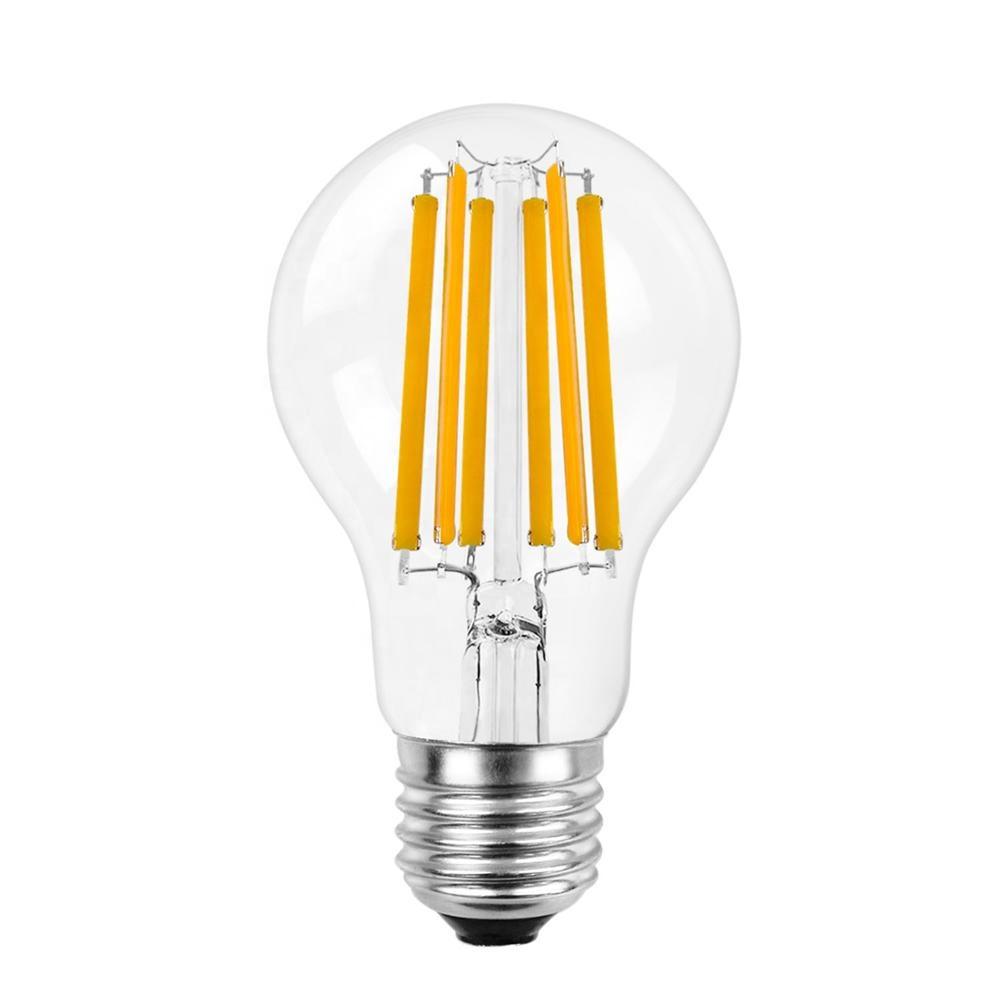 WARM WHITE X10 BULBS XX LED 11W GLS E27