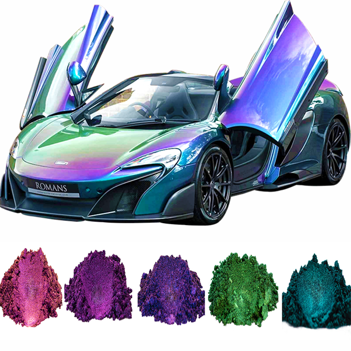 Paint For Cars >> Wholesale Chameleon Pigment For Car Paint Supplier Color Change Chameleon Chrome Pigment Powder For Cars Buy Chameleon Pigment Paint For Car
