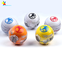 custom logo print pu foam anti stress ball