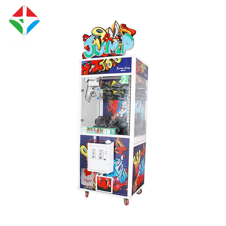 Trade Assurance New Model Toy Claw Crane Game Machine On Sale