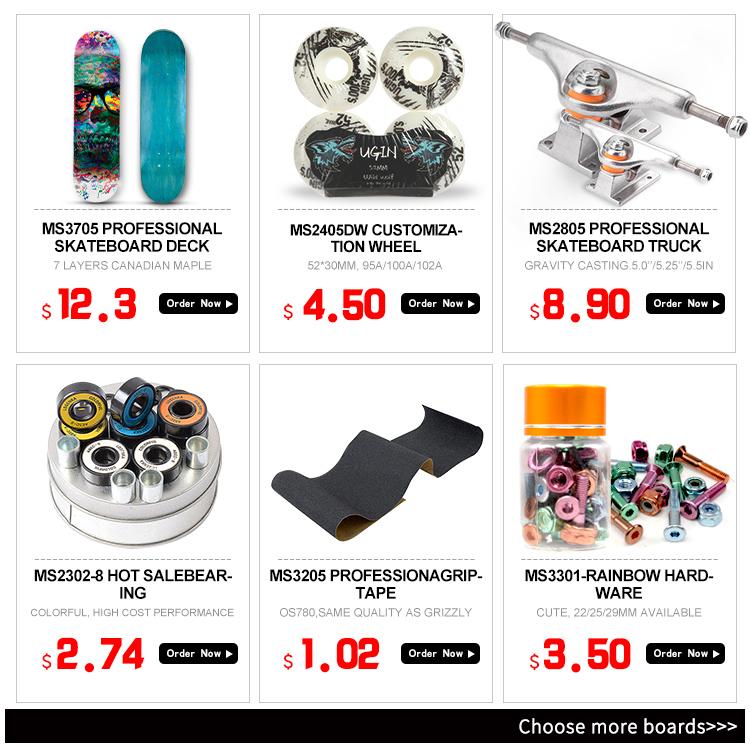 DARKWOLF Professional Skateboard Wheels 100a White Street tips Skate Board Wheel