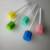 Customized New Dental Supplies Sponge Oral Mouth Swabs Sticks