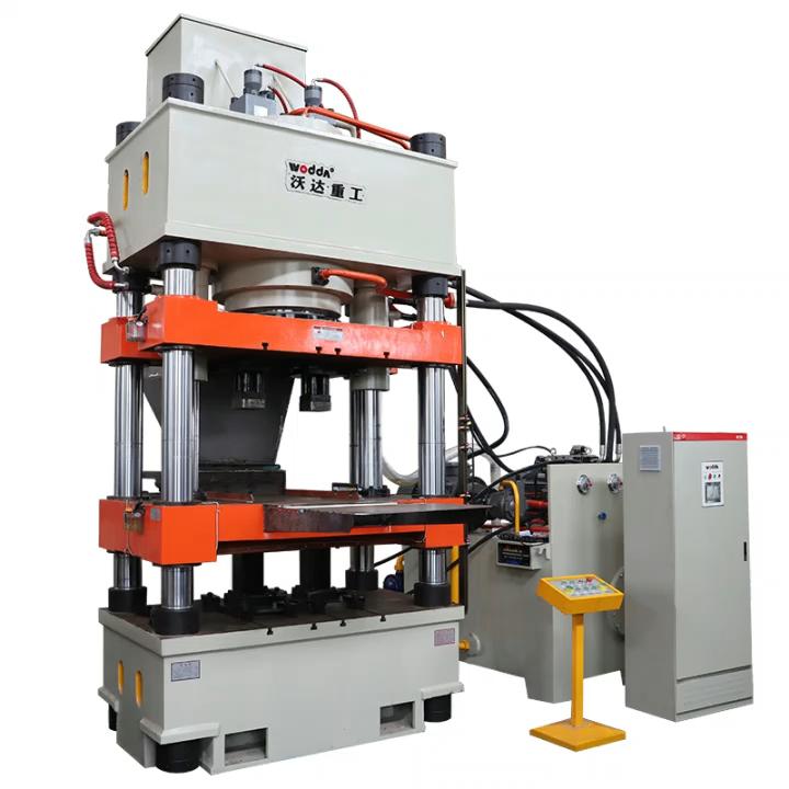 800 ton animal mineral licking salt block brick making cold powder compacting machine hydraulic press