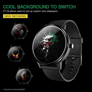 Laudtec Amazon High Quality Silicone Bracelet Wristband Sport Heart Rate Smart Bracelet Wristband