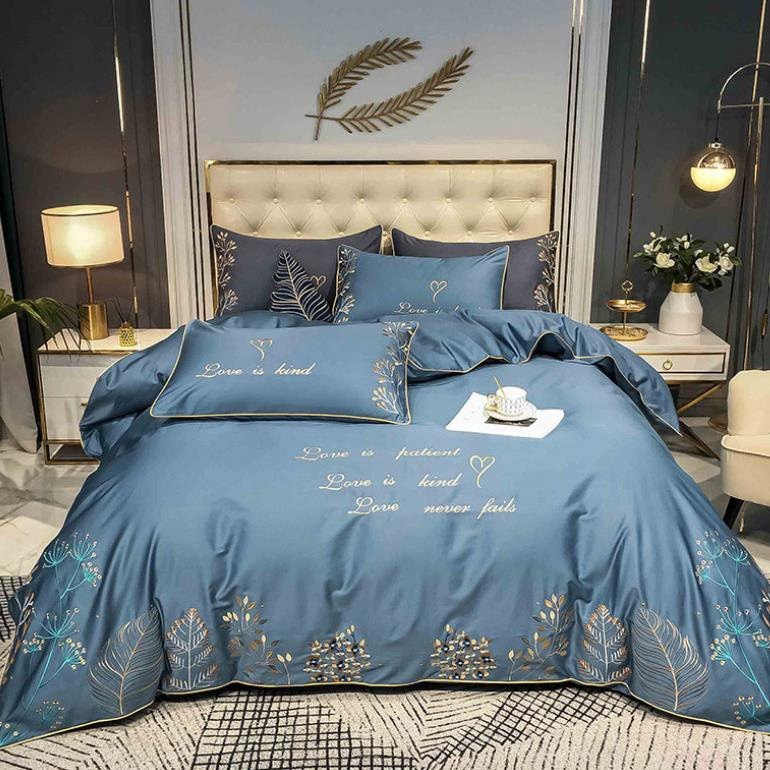 New Brand 2018 Bedsheets and Duvent Covers with Tencel Material