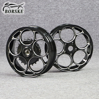 New Motorcycle Scooter Wheel Rim For Vespa Sprint 150CC 300CC Front 2.5x12 Rear Wheels 2.75x12