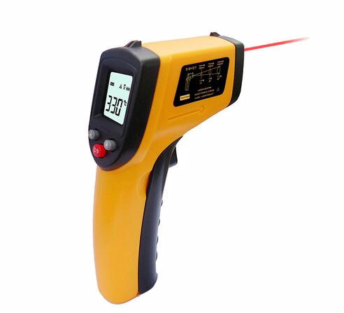 Laser Hygrometer Infrared Thermometer For Industrial Use Digital Thermometer High Quality - KingCare | KingCare.net