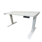Kimya Aluminium Alloy Frame Office Computer Laptop Sit Stand Table Workstation Lift Height Adjustable Upalift Electric Desk