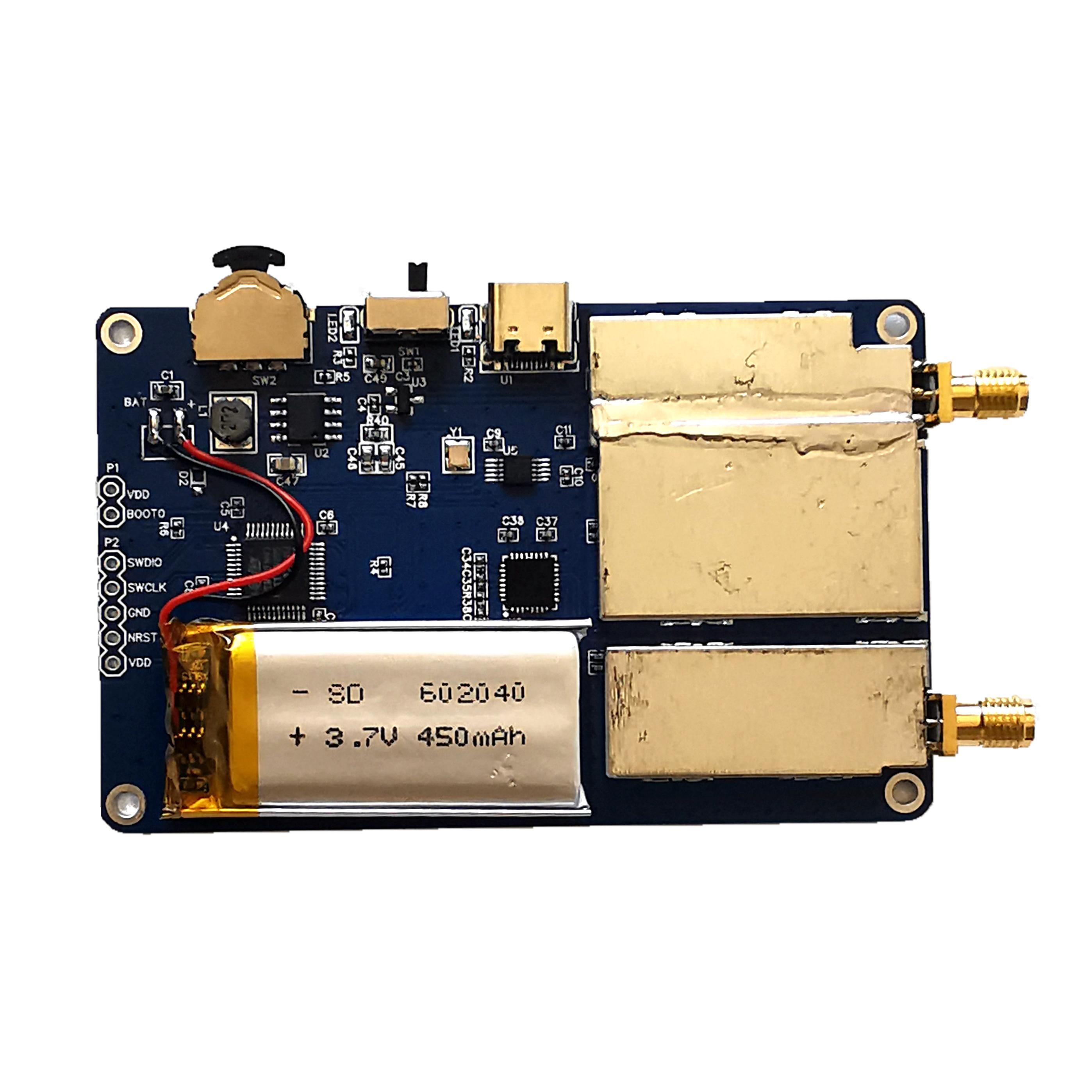 Hugen Original 50KHz-900MHz NanoVNA Vector Network Analyzer HF VHF UHF Antenna Analyzer
