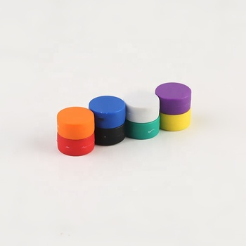 Rubber coated strong neo waterproof magnets