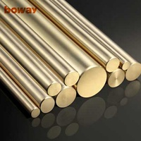 Boway Alloy China Factory Direct Supply Tungsten-copper Alloy Copper Rod Welding Rod For Bathroom Material