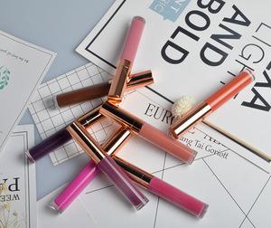 30 Colors No logo matte lipstick custom liquid lipstick private label