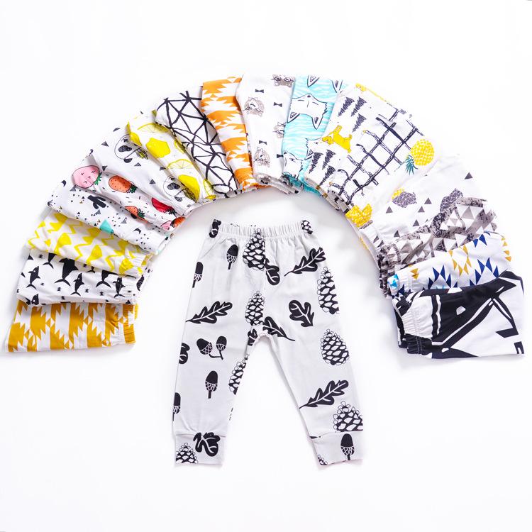 フリー船インスポーツスタイルベビージョガーパンツホット販売格安デザインスタイルズボン卸売赤ちゃんプリント衣料品会社