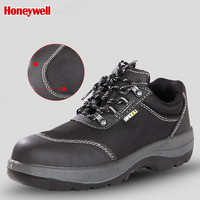 Wholesale Price Brand Light Weight Leather Breathable Safety Boots