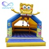 2019 commercial bouncy castles funny inflatable cartoon characters air jumping castle inflatable for kids