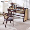 New design cheap modern high quality solid wood student desk