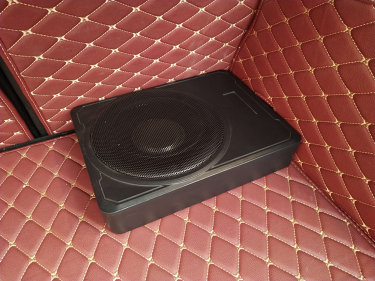 Quick Shipping High SPL Sub Woofer Amplifiers and Subwoofer 10 inch Under Seat Car Audio Subwoofers