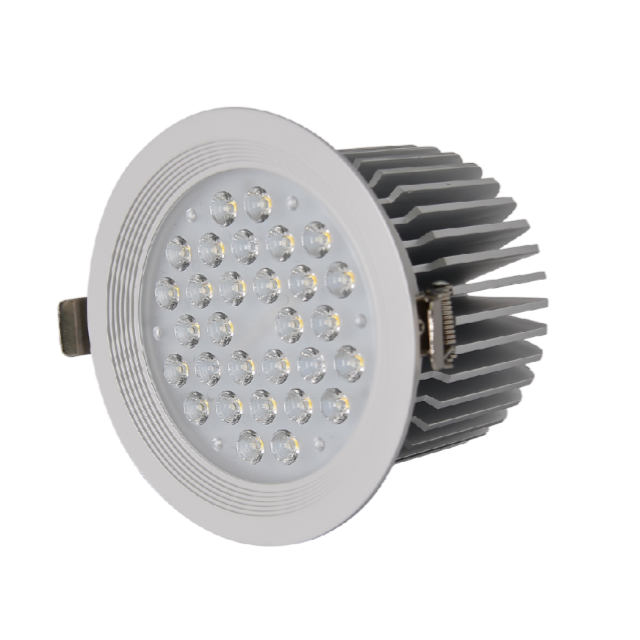 1-10V Dimmable 25W LED Jewelry Spot Down Light for Diamond