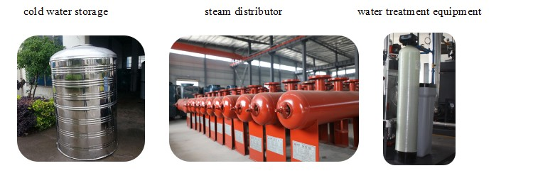 High Pressure Steam Generator 500kg For Sauna