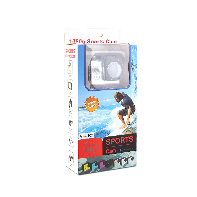 2020 Xmas Promotion HD 1080P  outdoor underwater Sports Action Camera  SJ4000