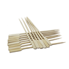 High quality environmental protection party special bamboo stick 9cm barbecue bamboo string