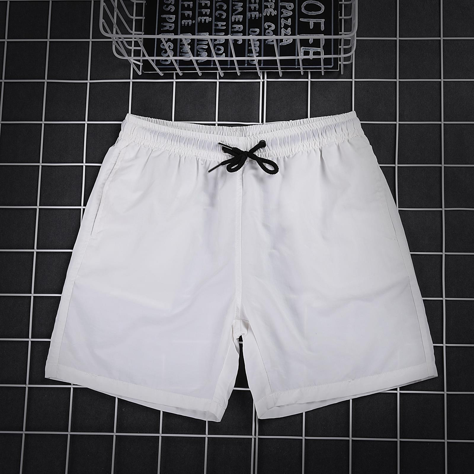 High quality plus size summer mens surf board blank beach shorts mens boardshorts wholesale