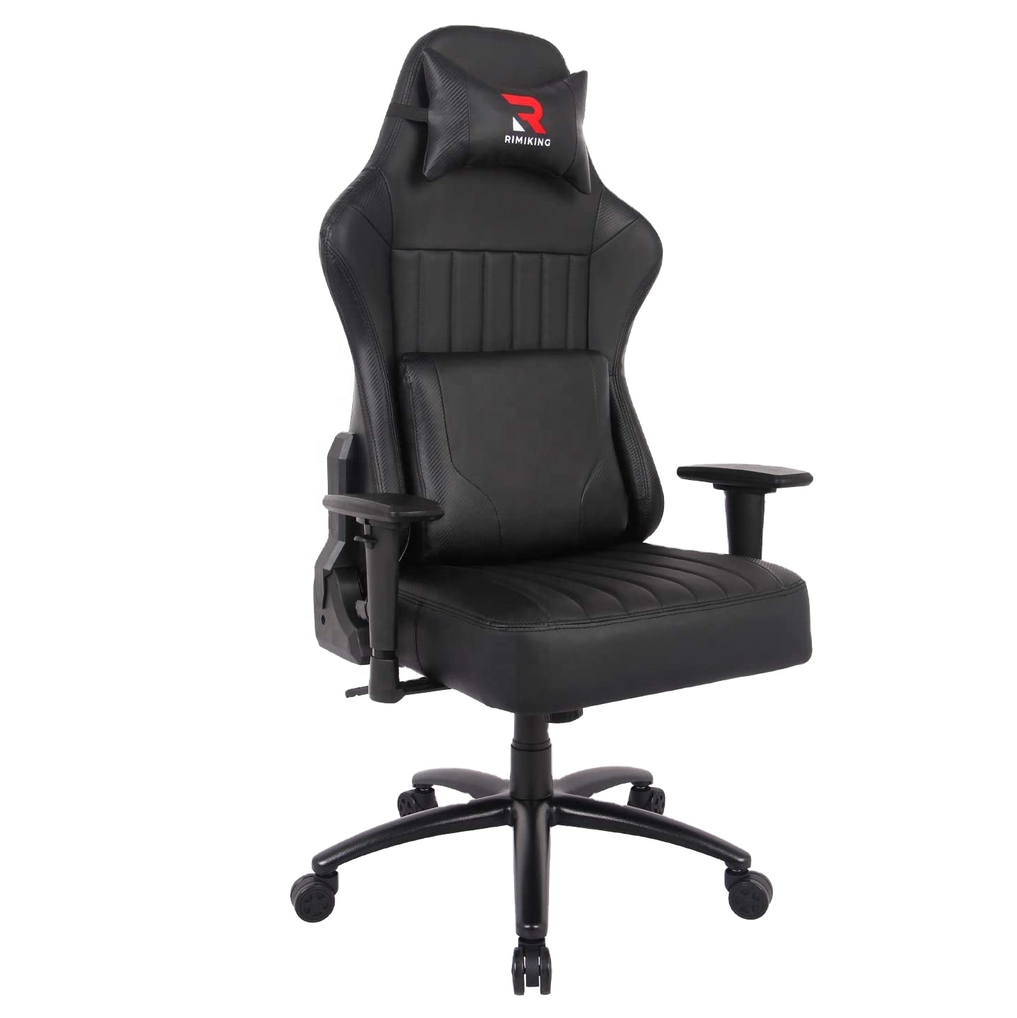USA STOCK Ergonomic Swivel Gaming Chair,High-Back Leather chair with Lumbar support,Hot selling
