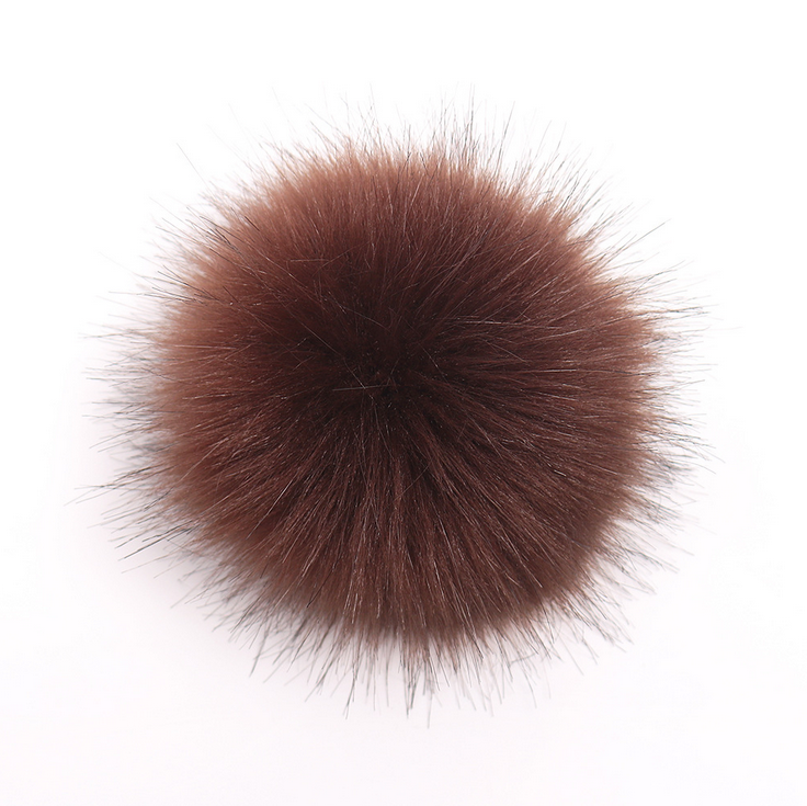 High Quality Large <strong>Fur</strong> Pom Pom Fluffy Faux <strong>Fox</strong> <strong>Fur</strong> <strong>Ball</strong> For <strong>Keychain</strong>