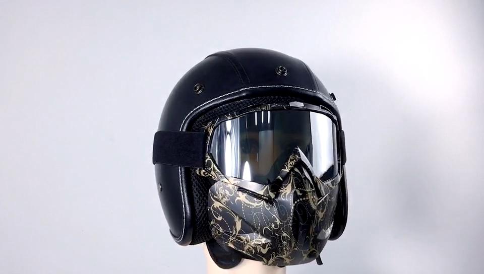 Logotipo Personalizado atacado Dustproof Rosto Cheio Máscara de Neve Óculos De Esqui