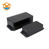 OEM custom injection molding conductive esd plastic box