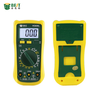 BESTOOL VC830L Auto - Ranging Frequency DC AC Voltage Mini Pocket Portable Multimetro Digital Victor Multimeter 20a Tester