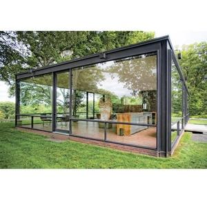 Extruded Aluminum Glass Winter Garden Sunroom House Designs Topiary Frames Or Oven Door